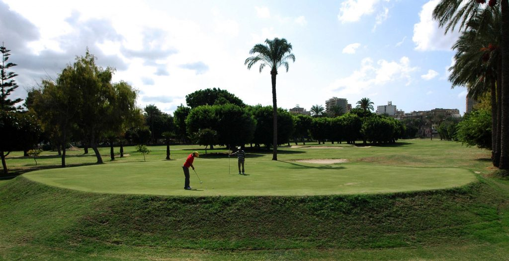 Alexandria Sporting Club- Golf course